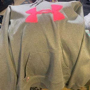 UA sweatshirt